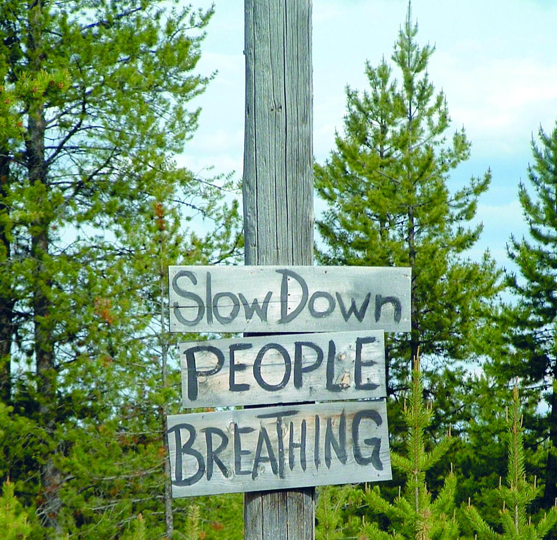 slow-down