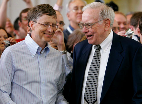 trevor neilson and bill gates