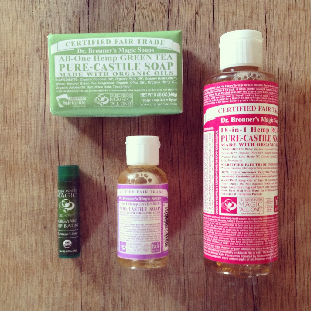 Dr Bronner's Review