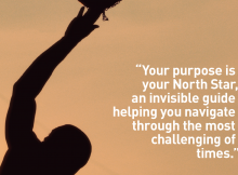 Finding purpose quote