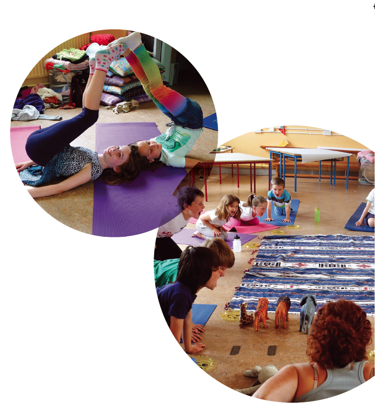 Kids Yoga, Dublin