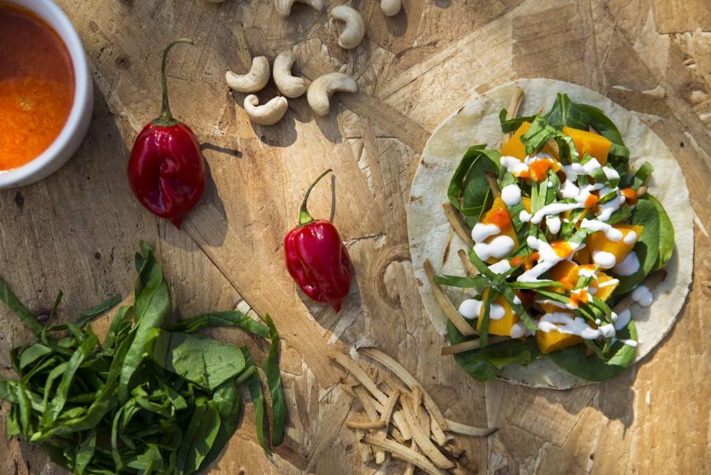 Vegan taco recipe Cornucopia Dublin