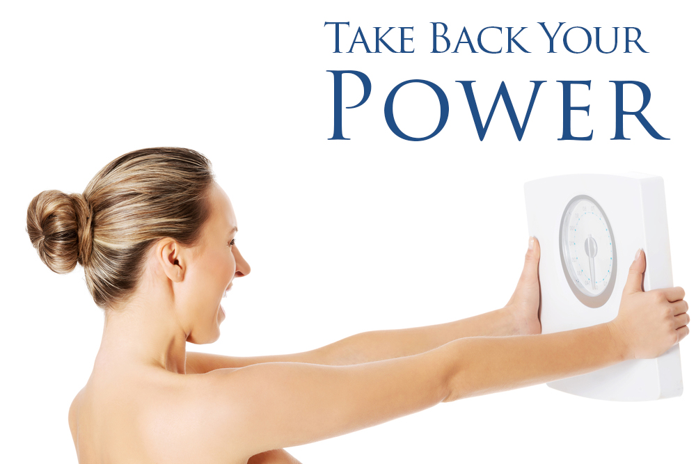 Take Back your power Picture no month