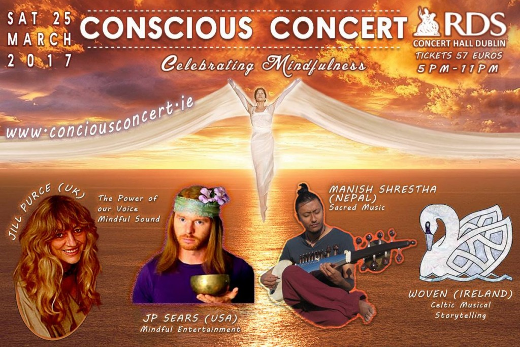 conscious concert