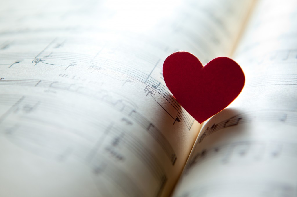 Love for music.