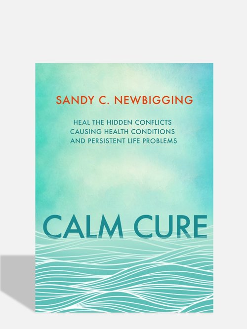 calm cure book