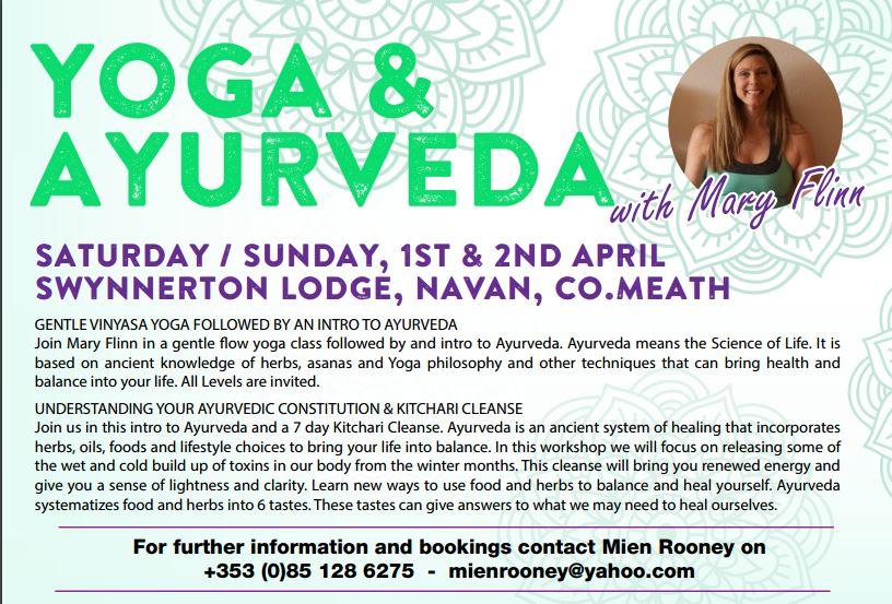 Yoga & Ayurveda Post