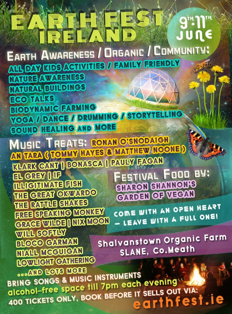Earth fest event