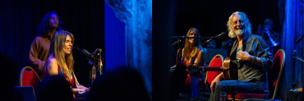 Deva premal and miten concert