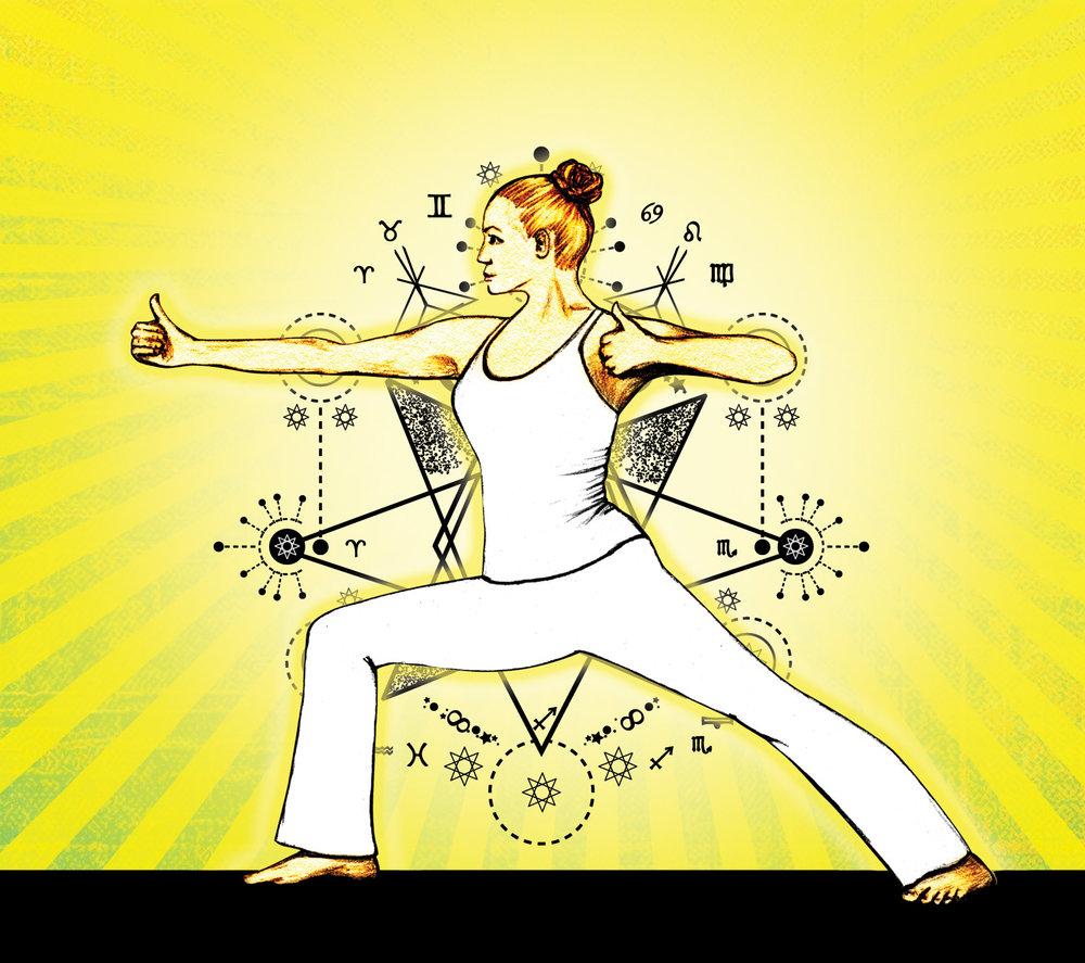Gathering Yoga