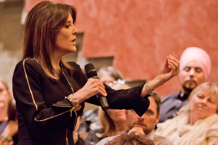 Autumn 2018 Sneak Peek: Our Exclusive Interview With Marianne Williamson