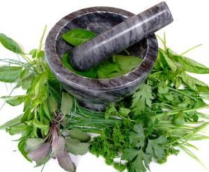 Herbs for Positive Health