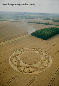 crop circles uk