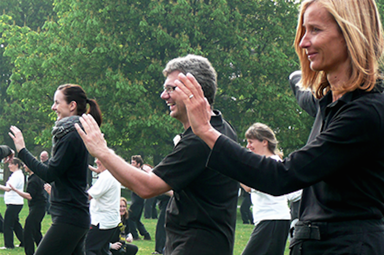 Tai Chi teacher training