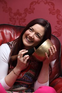 Sound therapy and training with Galway girl Patricia Lohan