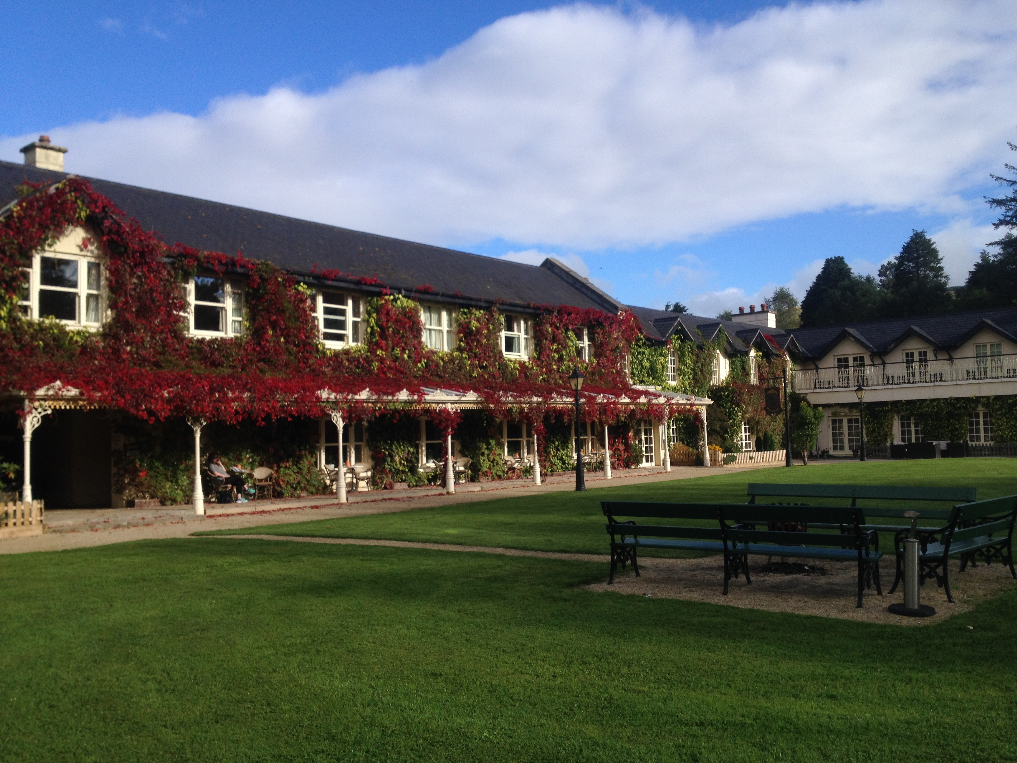 A Bio Break in Co. Wicklow – Ultra Luxury in Ireland's Only Bio Hotel